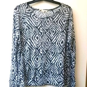 Women's Gray Pullover Sweater